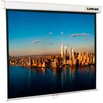Экран настенный Master Picture  1:1 (213х213), рабочая область (207х207), MW FiberGlass