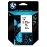 Cartridge HP 17 к DJ 816C/825C/840C/843C/845C ,color (15ml)