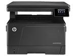 HP LaserJet Pro MFP M435nw (p/c/s, A3, 1200dpi, 30ppm, 256Mb, 2trays 100+250, USB/GigEth/WiFi, color LCD TS, 1y warr)