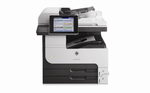 HP LaserJet Enterprise 700 MFP M725dn (p/c/s, A3, 1200dpi, 40ppm, 1024Mb, 320Gb HDD, 3 trays 100+250+250, ADF100, Duplex, USB/LAN/FIH, Color LCD20i,  1y warr, replace Q7840A, Q7829A)