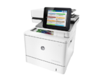 HP Color LaserJet Enterprise Flow MFP M577c (p/c/s/f, A4, 1200 dpi, 38(38)ppm, 1,75Gb, 320Gb encr, 2trays 100+550, ADF 100, Duplex, Stapler, USB/GigEth/FIH, color LCD TS,repl.CD646A)