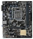 ASUS H110M-K, LGA1151, H110, 2*DDR4, D-Sub+DVI, SATA3, Audio, Gb LAN, USB 3.0*4, USB 2.0*6, COM*1 header (w/o cable), mATX ; 90MB0PH0-M0EAY0