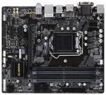 Gigabyte GA-B250M-DS3H (Socket 1151, intel B250, 4*DDR4 2400, D-Sub, DVI-D, HDMI, 1*PCI, PCI-Ex16, Gb Lan, Audio (S/PDIF), USB 3.1, SATA 3.0, mATX)