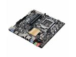 ASUS H110T, LGA1151, H110, 2*DDR4, DP+HDMI+LVDS(int), SATA3, Audio, Gb LAN, USB 3.0*4, USB 2.0*5, COM*1 header (w/o cable), mITX; 90MB0Q40-M0EAY0