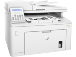 HP LaserJet Pro MFP M227fdn (p/c/s/f, A4, 1200dpi, 28ppm, 256Mb, 2 trays 250+10, Duplex, ADF 35 sheets, USB/Eth, Flatbed, white, Cartridge 1600 pages in box, 1 warr)