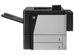 HP LaserJet Enterprise 800 Printer M806dn (A3, 1200dpi, 56ppm, 1Gb(up 1,5Gb), 3trays 2*500+100, USB2.0/LAN/FIH, HIP, Duplex, 1y warr, repl. Q3722A, Q3723A)