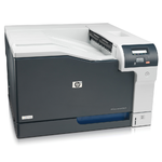 HP Color LaserJet Professional CP5225dn Printer (A3, 600dpi, 20(20)ppm, 192Mb, Duplex, 2trays 250+100, USB/LAN,  1y warr)