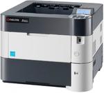 Kyocera ECOSYS  P3050dn (A4, 50 стр/мин, 1200 dpi, 512Mb, дуплекс, USB 2.0, Network)