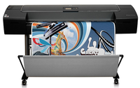 """HP Designjet Z2100 (44"""",8 colors,2400x1200dpi,128Mb,80Gb HDD, 7,9 mpp (A1,norm),USB/LAN/EIO,stand,single sheet and roll feed,autocutter, 1y warr, repl. Q6677A, Q6677C)"""