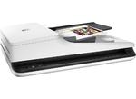 HP ScanJet Pro 2500 f1 (CIS, A4, 1200dpi, 24bit, USB 2.0, ADF 50 sheets, Duplex, 20 ppm/40 ipm, 1y warr, replace SJ 5590 (L1910A))