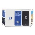 Cartridge HP струйный C5058A black №90 для Designjet 4000/4000ps/4500/4500p (400 мл)