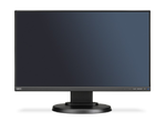 NEC 22'' E221N-BK LCD Bk/Bk (IPS; 16:9; 250cd/m2; 1000:1; 6ms, 1920x1080,178/178; VGA; HDMI; DP; HAS 110mm; Swiv; Tilt; Spk 2x1W) (нет части коробки)