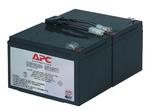 Battery replacement kit for SUA1000I, BP1000I, SU1000I, SU1000INET, SU1000RMINET, SU700X167, SUVS1000I (сборка из 2 батарей) (незначительное повреждение коробки)