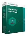 Kaspersky Anti-Virus Russian Edition. 2-Desktop 1 year Base Box.