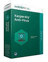 Kaspersky Anti-Virus Russian Edition. 2-Desktop 1 year Base Box.