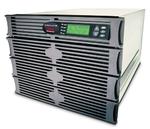 APC Symmetra RM 2.8kW/4kVA Expandable to 4.3kW/6kVA or N+2, Вх. 230V / Вых. 230V,  (8)C13, (2)C19; DB-9 RS-232, RJ-45 10 Base-T ethernet for web/ SNMP/ Telnet man.,8 U