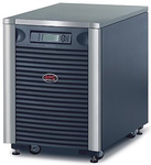 APC Symmetra LX 5.6kW/8kVA Scalable to 5.6kW/8kVA, Вх. 230V, 400V 3PH / Вых. 230V, DB-9 RS-232, Smart-Slot, N+1, Tower, Web/SNMP Manag. Card