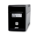Powerman UPS  Smart Sine 600VA/360W, 220V, Line-Interactive, LCD, Tower, Out: 2xShuko, Black*SmartSine600