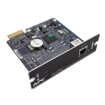 APC UPS Network Management Card 2 (HTTPS/SSL, SSH (up to 2048-bit encr.), SNMPv3 CD with software (new release AP9617)
