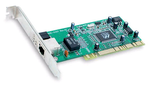 D-Link DGE-530T, PCI, 10/100/1000Mbps Managed Gigabit Ethernet UTP NIC, 32-bit (OEM)