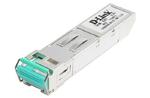 D-Link DEM-220T, 100Base-BX-D Single-Mode 20KM SFP Transceiver (TX-1550/RX-1310 nm)