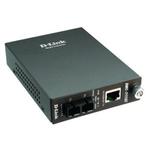 D-Link DMC-515SC, Media Converter Module, Fast Ethernet Twisted-pair to Fast Ethernet Single-mode Fiber, (15km, SC)