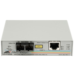 Allied Telesis 10/100TX (RJ-45) to 100FX (SC) 2 port unmanaged switch