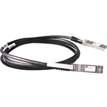 HPE X240 10G SFP+ SFP+ 5m DAC Cable