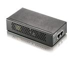 ZyXEL PoE12-HP Single Port Инжектор PoE 802.3at (30 Вт) для подачи электропитания по кабелю Gigabit Ethernet'