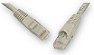 ITK Коммутационный шнур (патч-корд), кат.6 UTP, 2м, серый