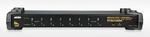 ATEN 8 PORTS KVM&USB MAX FOR PS/2 W/230V ADP.