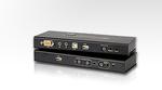 ATEN USB KVM EXTENDER+Audio W/230V ADP.