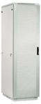 Шкаф телекоммуникационный напольный 42U (600x1000) дверь перфорированная 2 шт. (3 места), [ ШТК-М-42.6.10-44АА ]