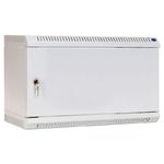 Шкаф телекоммуникационный настенный разборный 9U (600х520) дверь металл, [ ШРН-Э-9.500.1 ]