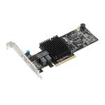 Контроллер PIKE II 3108-8I/16PD, 8 портов, LSI SAS 3108, RAID 0/RAID 1/RAID 10/RAID 5/RAID 6/RAID 50/RAID 60, до 12GB/S ; 90SC06G0-M0UAY0