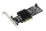 Контроллер PIKE II 3108-8I/16PD/2G, 8 портов, LSI SAS 3108, RAID 0/RAID 1/RAID 10/RAID 5/RAID 6/RAID 50/RAID 60, до 12GB/S ; 90SC07N0-M0UAY0