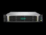 HPE MSA 2052 SAN SFF Modular Smart Array System ( 2xSAN Controller, 2xRPS, 2xSSD 800Gb (N9X96A), Advanced Data Services LTU (Q0H99A), w/o sfp, req. C8R23B, C8R24B, C8S75B, C8R25B) analog Q0F06A