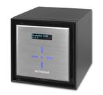 NETGEAR READYNAS 524X 4 SATA/SSD дисков [Intel D-1508 DC 2.2GHz;4gb ECC RAM;1*10G+1*1G LAN](без дисков в комплекте)