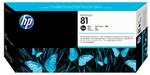 HP PrintHead № 81 DJ5000/5000PS/5500/5500PS, Black