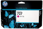 Cartridge HP 727 пурпурный для HP DJ T920/T1500  130 мл