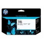 Cartridge HP 745 Черный для фотопечати для HP DesignJet, 300ml