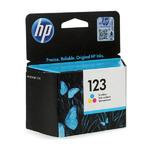 Cartridge HP 123, для HP DeskJet 2130, Трехцветный