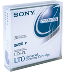 Sony Ultrium Universal Cleaning Labeled Cartridge (for library) (analog HP C7978A / 35L2087)