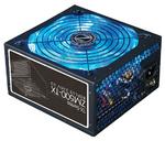 Блок питания ZALMAN ZM500-TX 500W 80PLUS, ATX 2.31, APFC, 140mm Fan, 2x HDD, 6x SATA, 2x PCI-E, размер упаковки 28.1x18.18x10.1см, RTL