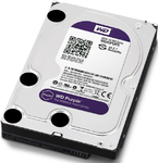 Western Digital HDD SATA-III  4000Gb Purple WD40PURZ, IntelliPower, 64MB buffer (DV&NVR)