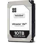 "HGST Enterprise HE10 HDD 3.5"" SAS  10000Gb, 7200rpm, 256MB buffer (HUH721010AL5204 Hitachi Ultrastar Helium HE10)"