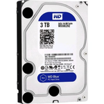 Western Digital HDD SATA-III  3000Gb Blue WD30EZRZ, 5400rpm, 64MB  buffer