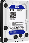 Western Digital HDD SATA-III  4000Gb Blue WD40EZRZ, 5400rpm, 64MB  buffer