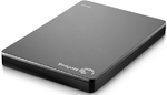 "HDD External Backup Plus 2000GB, STDR2000201, 2,5"", 5400rpm, USB3.0, Silver, RTL"