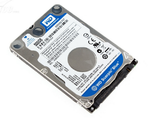 "Western Digital HDD 2.5"" SATA-III  500GB Blue WD5000LPCX  5400RPM  16Mb buffer 7mm (аналог WD5000LPVX)"